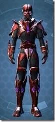 Dread Enforcer - Male Front
