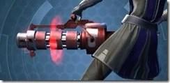 Dread Enforcer's Autocannon Left