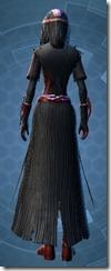 Dread Harbinger - Female Back