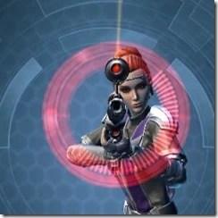 Dread Harbinger's Sniper Rifle Front