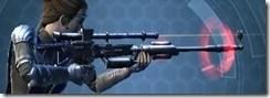 Dread Harbinger's Sniper Rifle Right