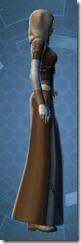 Light Devotee Hooded - Female Right