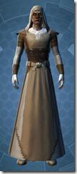 Light Devotee Hooded - Male Front