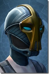 Righteous Harbinger Headgear