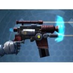 Righteous Harbinger's Blaster