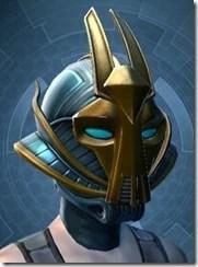 Righteous Mystic Headgear