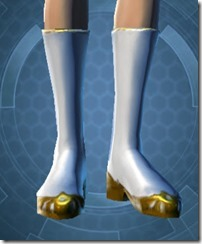 Alliance Emissary Boots