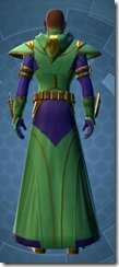 Alliance Emissary Dyed Back