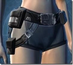 Battle-Hardened Apprentice Belt