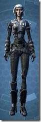 Battle-Hardened Apprentice - Female Front