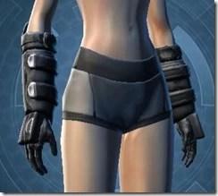 Battle-Hardened Apprentice Gloves