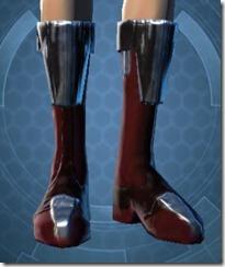 Dark Praetorian Boots