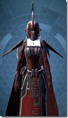 Dark Praetorian - Female Close