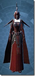 Dark Praetorian - Female Front