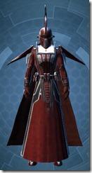 Dark Praetorian - Male Front