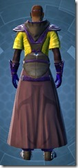 Devout Overseer Dyed Back