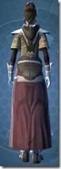 Devout Overseer - Female Back