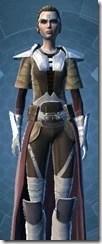 Devout Overseer - Female Close