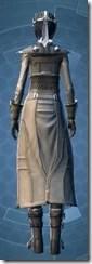 Eternal Commander MK-1 Stalker - Female Back