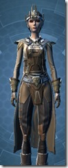 Eternal Commander MK-1 Stalker - Female Close