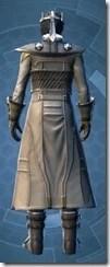 Eternal Commander MK-1 Stalker - Male Back