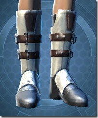 Eternal Commander MK-11 Stalker Boots