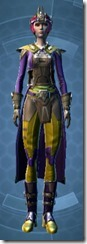 Eternal Commander MK-11 Stalker Dyed Front