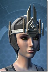 Eternal Commander MK-11 Stalker Headgear