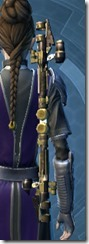 Eternal Commander MK-12 Saberstaff Stowed