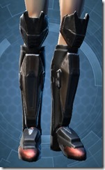 Eternal Commander MK-4 Aegis Boots