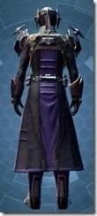 Eternal Commander MK-4 Aegis Dyed Back