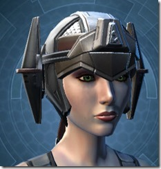 Eternal Commander MK-4 Aegis Headgear