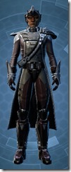 Eternal Commander MK-4 Asylum - Male Front