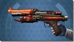 Eternal Commander MK-4 Blaster Pistol Left