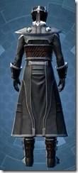 Eternal Commander MK-4 Force Expert - Male Back