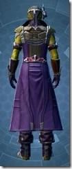 Eternal Commander MK-4 Onslaught Dyed Back