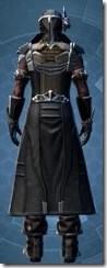 Eternal Commander MK-4 Onslaught - Male Back