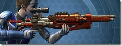 Eternal Commander MK-4 Sniper Rifle Right