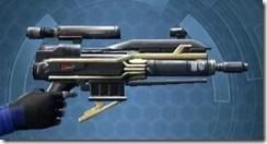 Exarch's Blaster Pistol MK-1 Right