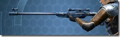 Exarch's Sniper Rifle MK-1 Left