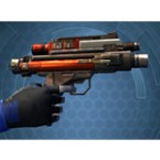 Ferrocarbon Asylum Blaster Pistol*