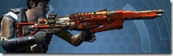 Ferrocarbon Onslaught Sniper Rifle Right