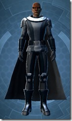 Imperial Admiral - Male Front