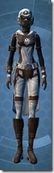 Jedi Survivalist - Female Front