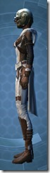 Jedi Survivalist - Female Left