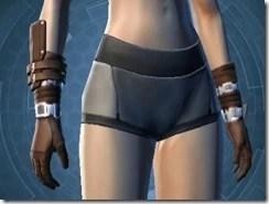 Jedi Survivalist Gloves