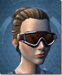 Opportunistic Rogue Goggles