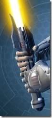 Praetorian's Lightsaber Front