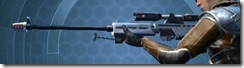 Recon's Sniper Rifle MK-1 Left