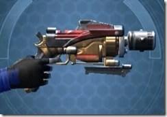 Revanite's Blaster Pistol MK-1 Right